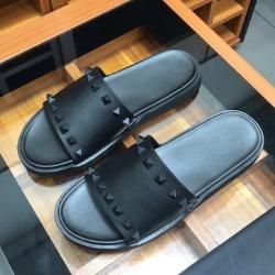 107460 스플렌디드 유니크징 포인트 슬리퍼 (Black)