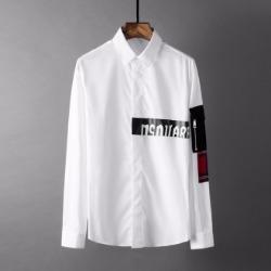 107826 스플렌디드 유니크포켓 포인트 히든버튼 셔츠 (White)