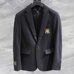 108136 유니크 고저스라인 엠브로이드 포인트 자켓 (Black)