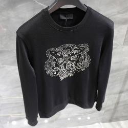 108153 시그니처 타이거 엠브로이드 비조 맨투맨 티셔츠 (Black)