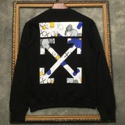 108289 시그니처 엑스라인 프린팅 맨투맨 티셔츠 (2Color)