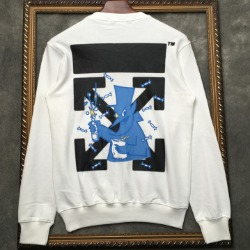 108287 시그니처 로고포인트 맨투맨 티셔츠 (2Color)