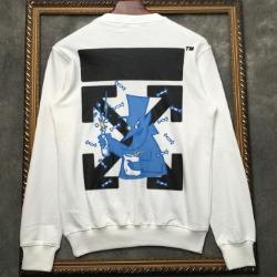 108287 OF 시그니처 로고포인트 맨투맨 티셔츠 (2Color)