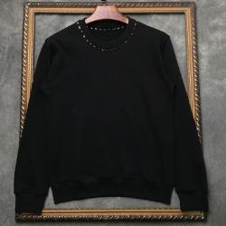 108305 고저스 비조라인 라운드 징포인트 맨투맨 티셔츠 (2Color)