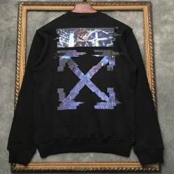 108327 시그니처 로고라인 프로그래밍 맨투맨 티셔츠 (Black)