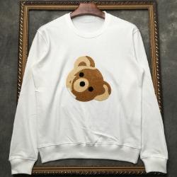 108295 스플렌디드 테디베어 프린팅 맨투맨 티셔츠 (Black)