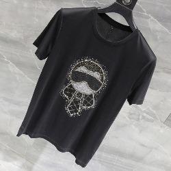 108667 유니크 비죠 라파예트 프린팅 반팔 티셔츠
