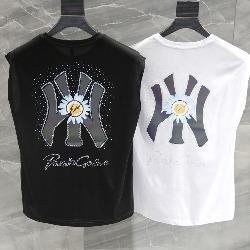 108786 스카치 뉴욕 플라워 스트릿 민소매 티셔츠