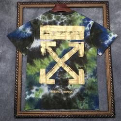 108873 유니크 다크 나염 에로우 반팔 티셔츠