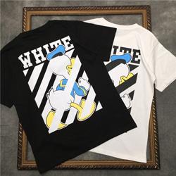 108856 유니크 도널드에로우 스트릿 반팔 티셔츠