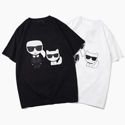 109608 모던 파리지앵 라파예트 캣 반팔 티셔츠