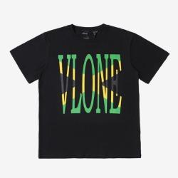 109960 자메이카 V로고 라운드넥 반팔 티셔츠