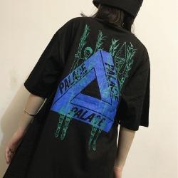 109930 에이션트 트라이엥글 라운드넥 반팔 티셔츠