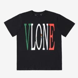 109962 멕시코 V로고 라운드넥 반팔 티셔츠