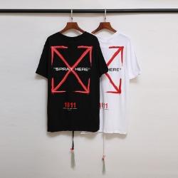 109955 스프레이 1011 에로우 라운드넥 반팔 티셔츠