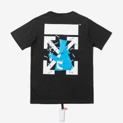 109952 데빌 맨 에로우 라운드넥 반팔 티셔츠