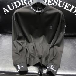 110335 라운드넥 레터링 백 프린팅 맨투맨 티셔츠
