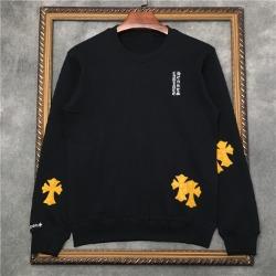 110364 골드 크로스 패치 라운드넥 맨투맨 티셔츠(2Color)