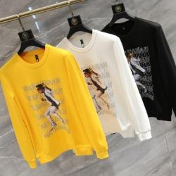 110337 댄싱위드 라운드넥 긴팔 맨투맨 티셔츠 (3Color)