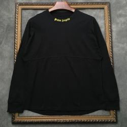 110268 라운드넥 레터링 포인트 맨투맨 티셔츠