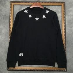 110366 스타 레터링 라운드넥 맨투맨 티셔츠(2Color)