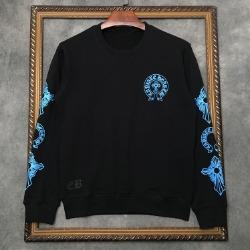 110822 크로스 오버랩 기모 맨투맨 티셔츠(2Color)