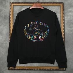 110656 폴라 베어 리플렉션 프린팅 맨투맨 티셔츠(2Color)