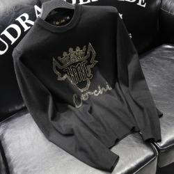 110910 JMC 크라운 불스 니트 스웨터(Black)