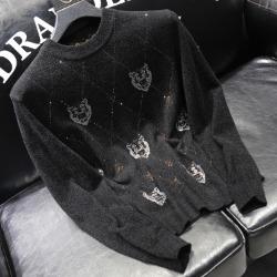 110884 KE 타이카 비죠 니트 스웨터(Black)