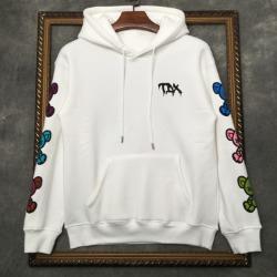 110966 네오 바이올런스 베어 기모 후드 티셔츠(2Color)