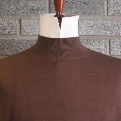 111110 한센 하프넥 폴라 니트 스웨터(4Color)