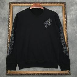 111055 소매 레더 멀티크로스 맨투맨 티셔츠(2Color)