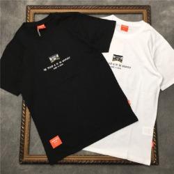 111592 몽키 유니버셜 프린팅 반팔 티셔츠(2color)