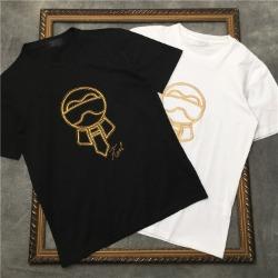 111731 라파예트 자수 스티치 반팔 티셔츠(2color)