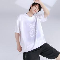 111674 쉐도우 그래피티 토이베어 반팔 티셔츠(2color)