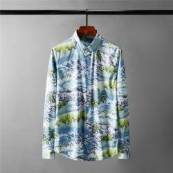 111693 타이푼 코코팜 프린팅 긴팔 셔츠(Multi Color)