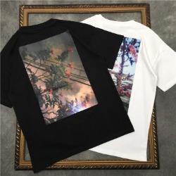 111862 에센셜 벚꽃 프린팅 반팔 티셔츠(2color)