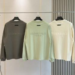 111958 에센셜 피그먼트 맨투맨 티셔츠(4color)