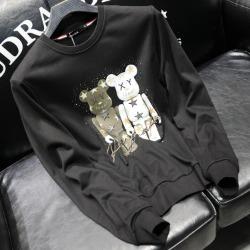 112047 스타 토이베어 프린팅 맨투맨 티셔츠(3color)