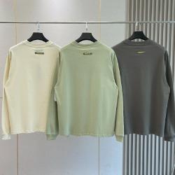 111960 에센셜 옐로우 택 피그먼트 긴팔 티셔츠(3color)