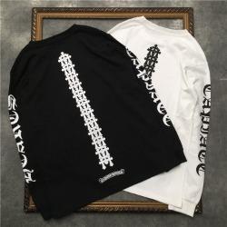 111916 크로스 파이어 레터링 맨투맨 티셔츠(2color)