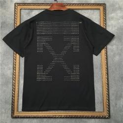 111867 비즈 에로우 프린팅 반팔 티셔츠(Black)