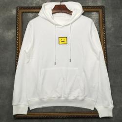 112182 미니 스퀘어 스마일 후드 티셔츠(2color)