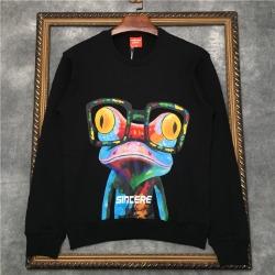 112181 레인보우 플래그 프린팅 맨투맨 티셔츠(3color)