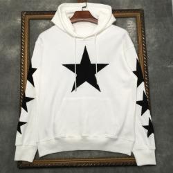 112186 빅스타 자수 프린팅 후드 티셔츠(2color)