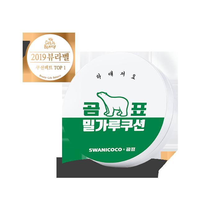 밀가루 쿠션 - 본품 (SPF 40 / PA+++)