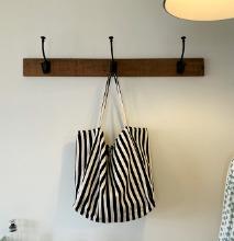 時尚單品條紋環保袋