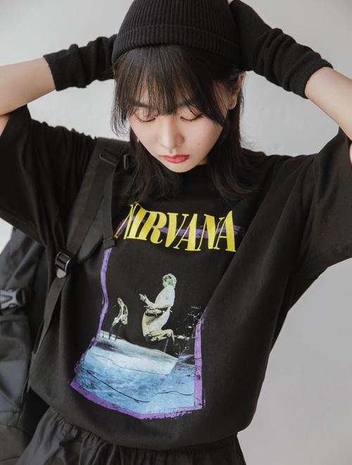 NIR半袖Tシャツ (t0112)