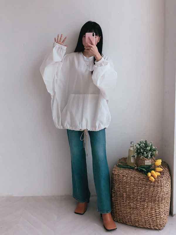 カンガルーウォッシュTシャツ (t0309)