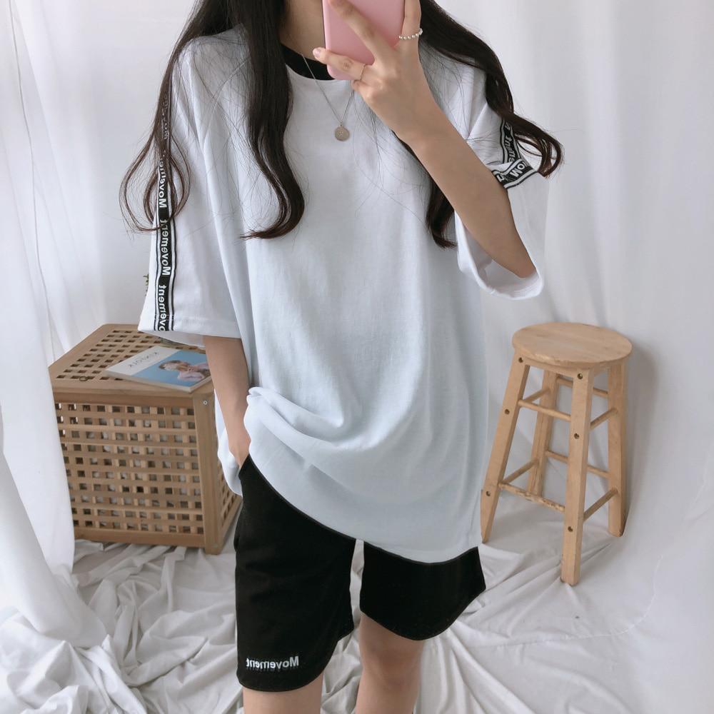 ムーブメントラインナグラン半袖Tシャツ (t1101)